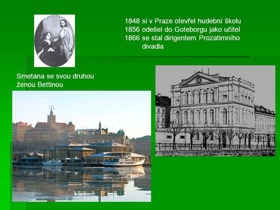 1848 si v Praze otevřel hudební školu