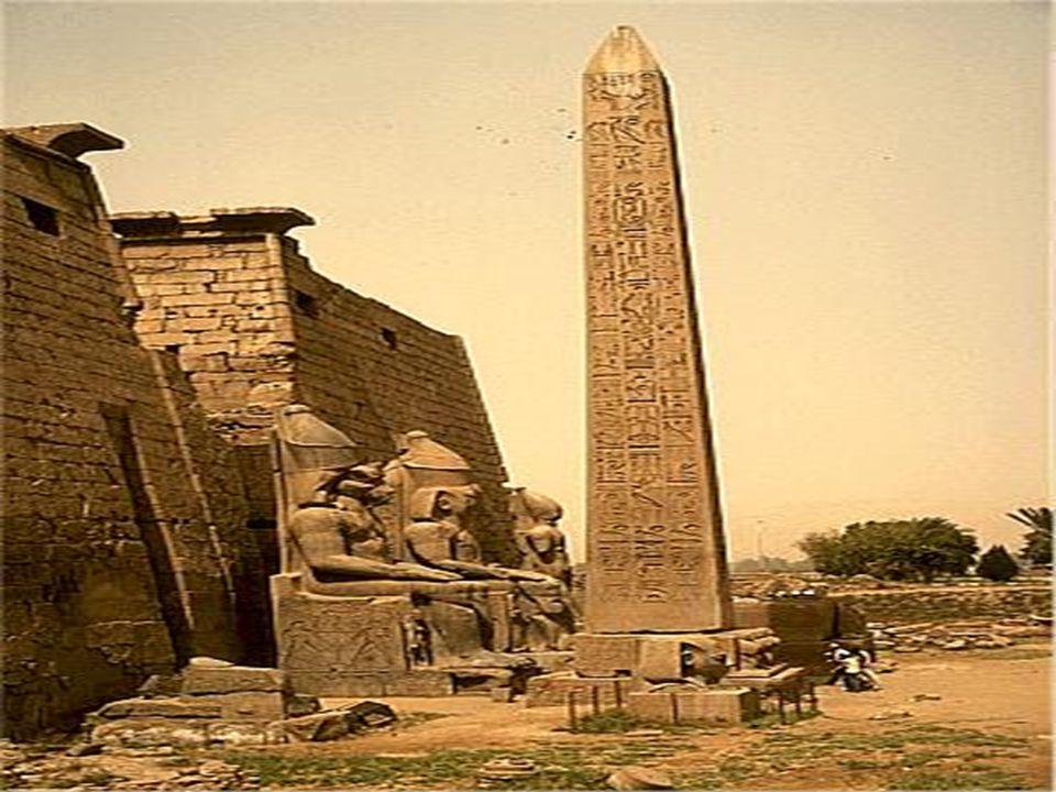 Chrám v Karnaku a Luksoru