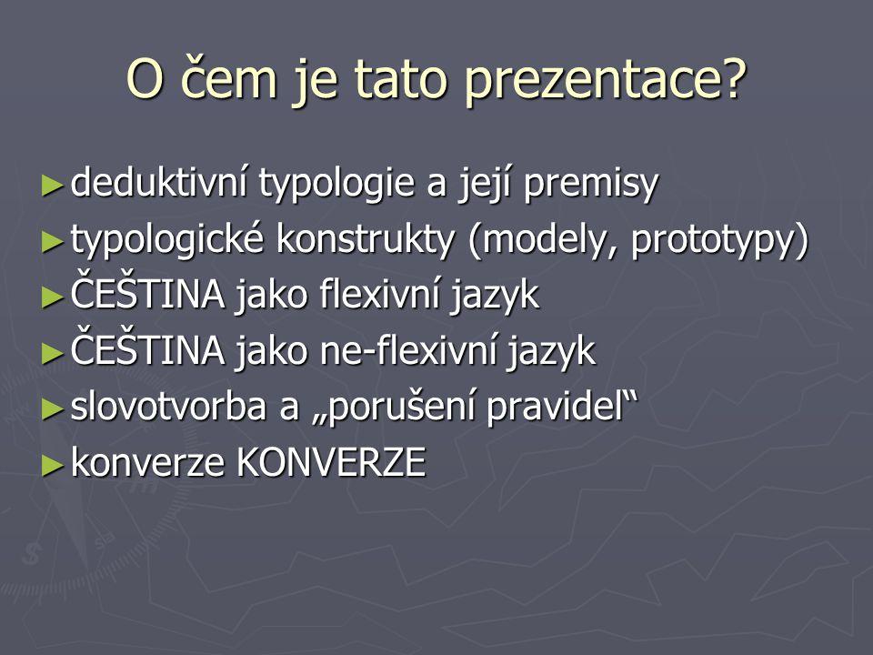 O čem je tato prezentace