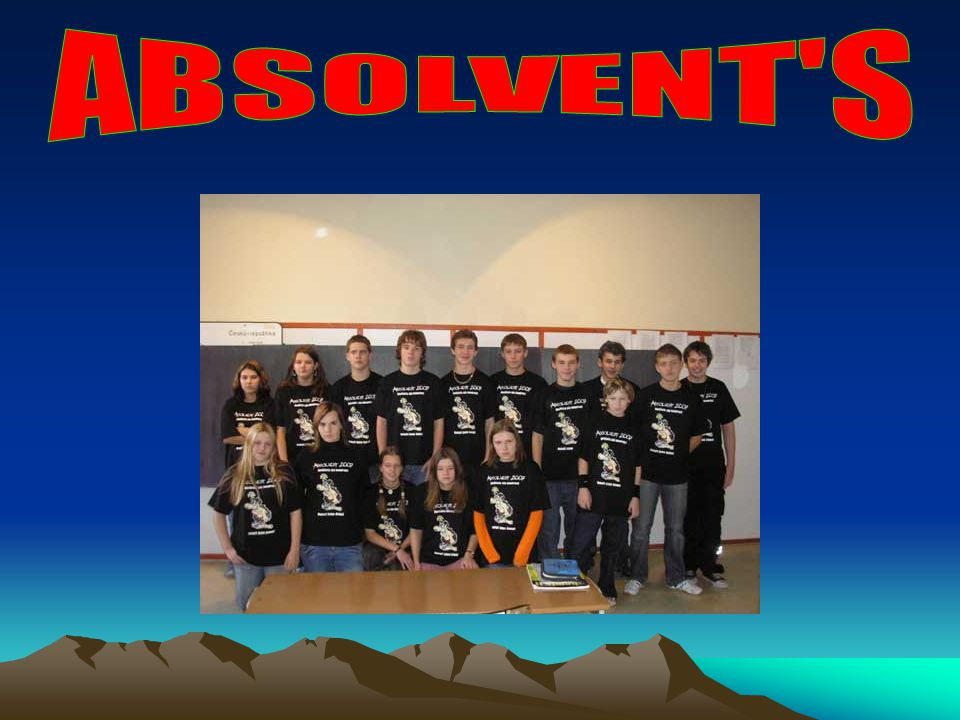 ABSOLVENT S