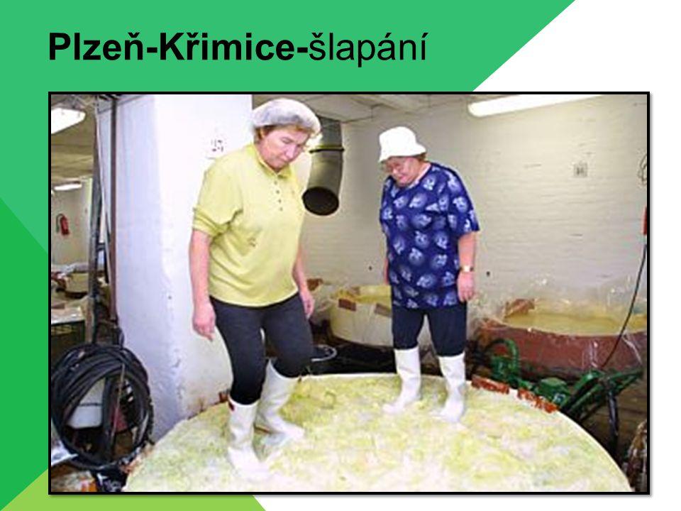 Plzeň-Křimice-šlapání