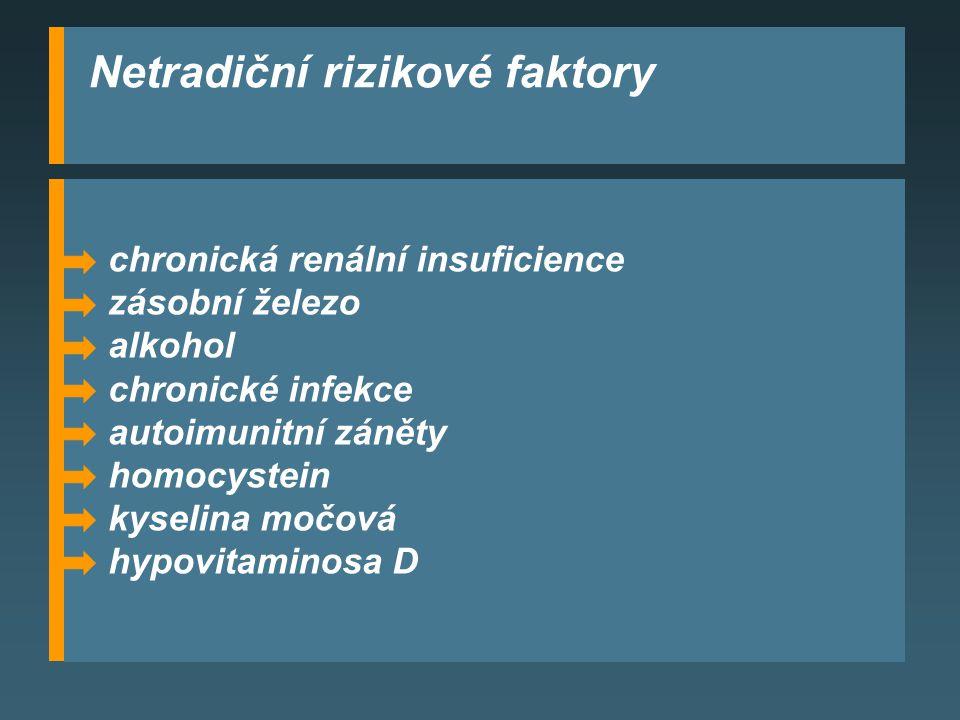 Netradiční rizikové faktory