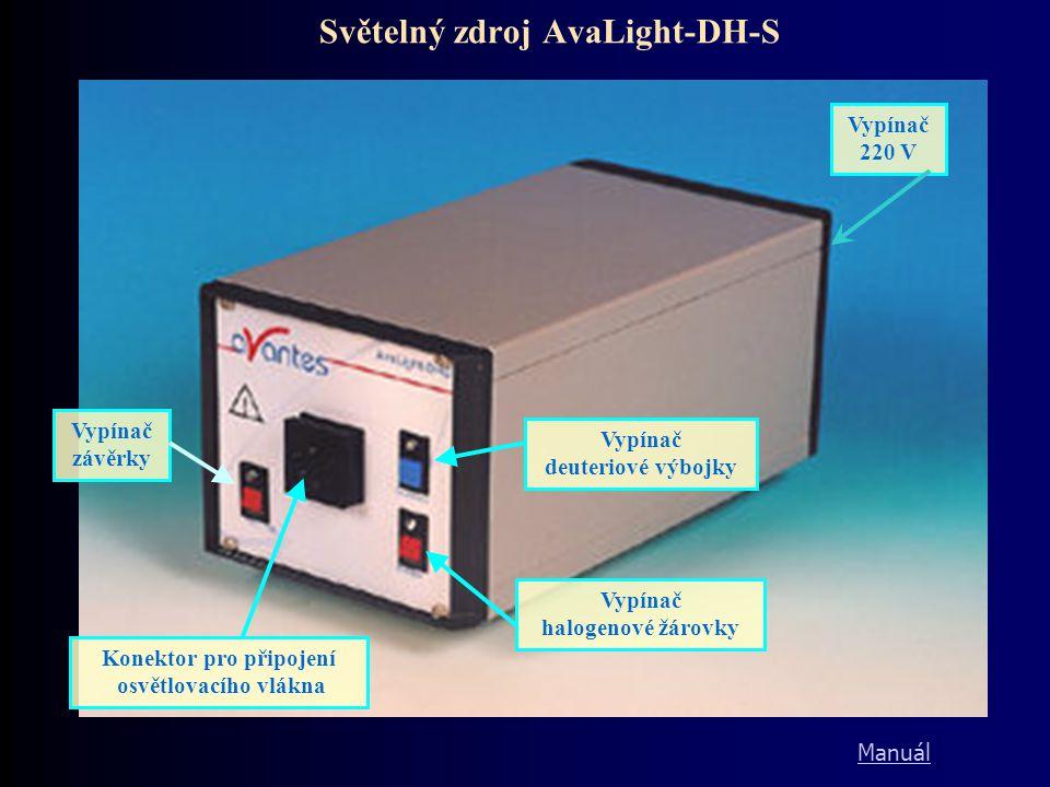 Světelný zdroj AvaLight-DH-S