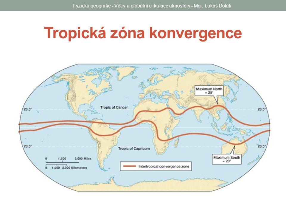 Tropická zóna konvergence