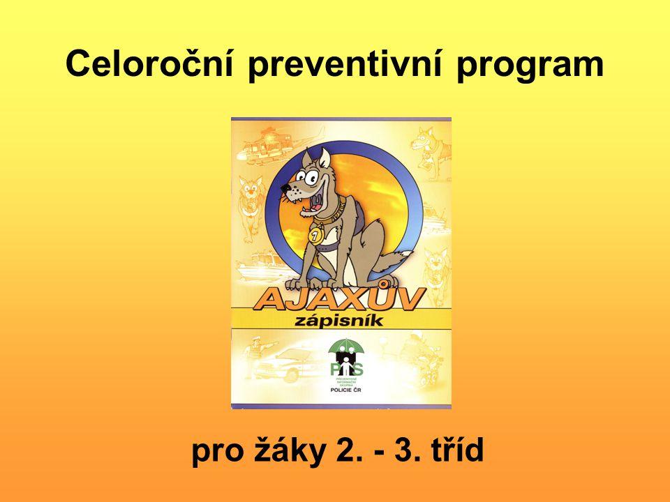 Celoroční preventivní program