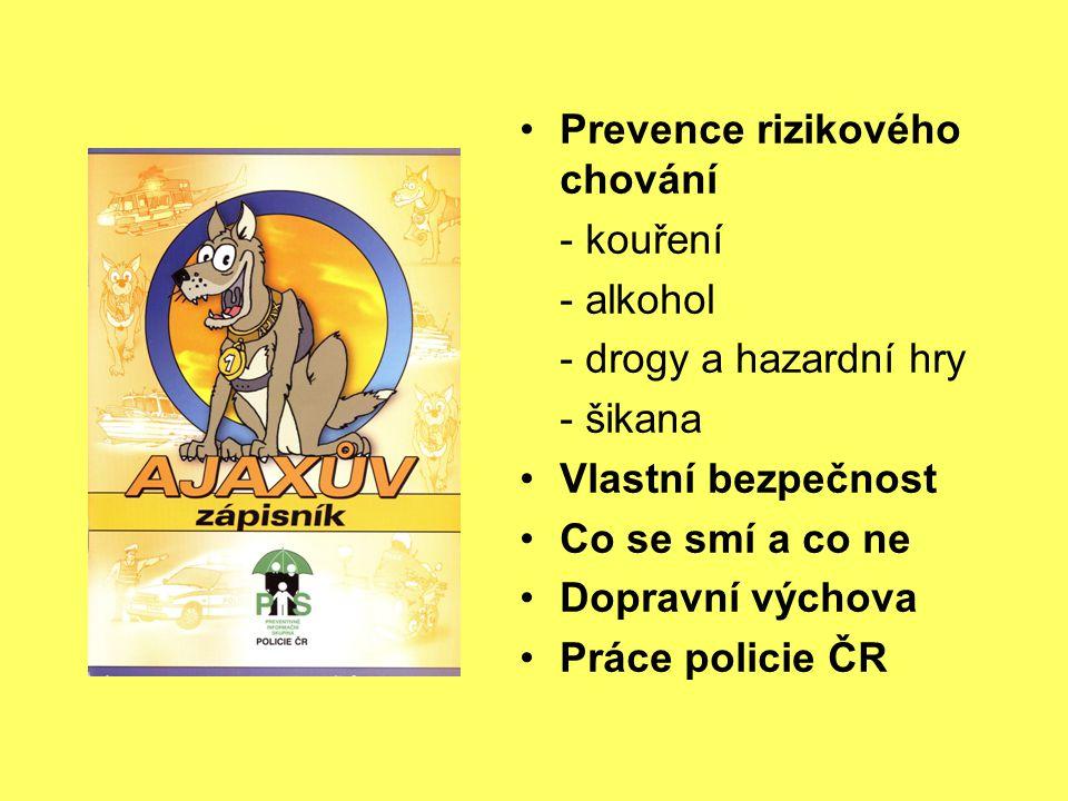 Prevence rizikového chování