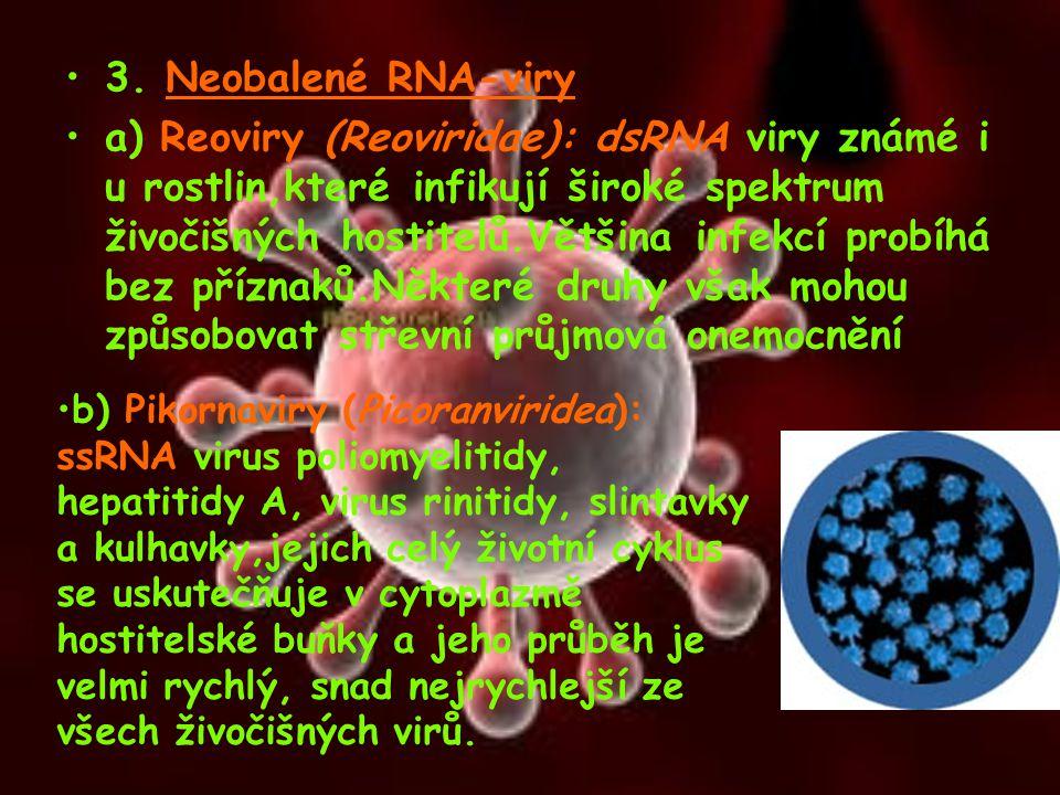 3. Neobalené RNA-viry