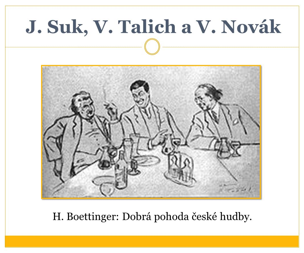 H. Boettinger: Dobrá pohoda české hudby.