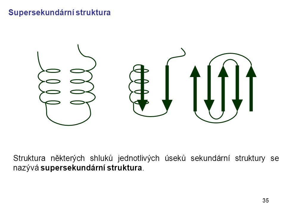 Supersekundární struktura