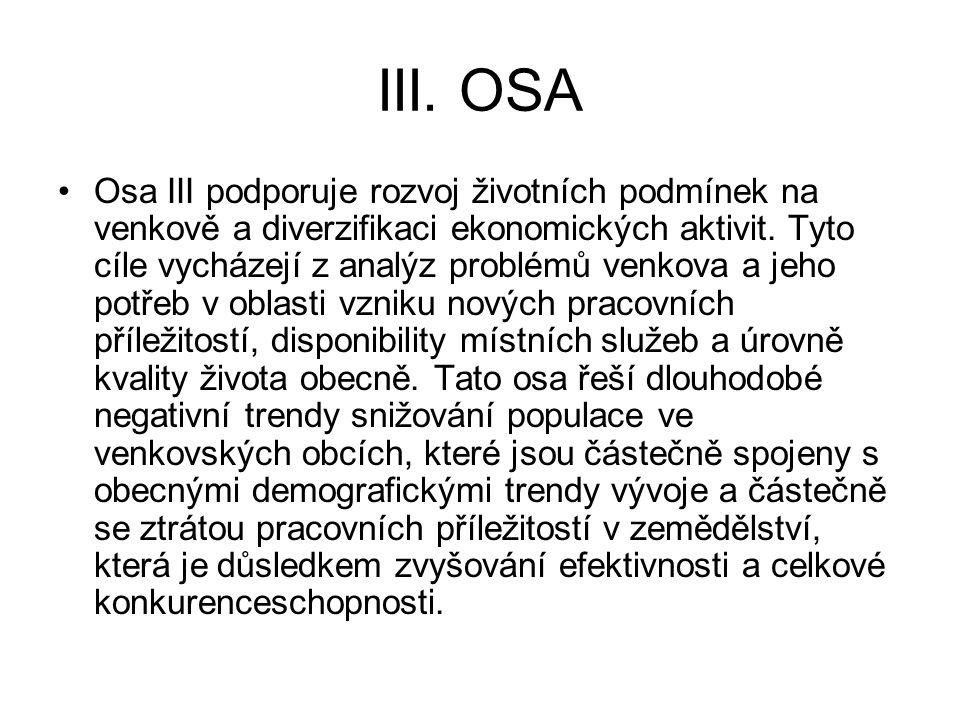 III. OSA