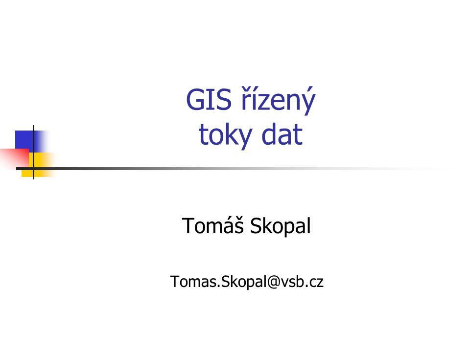 Tomáš Skopal Tomas.Skopal@vsb.cz