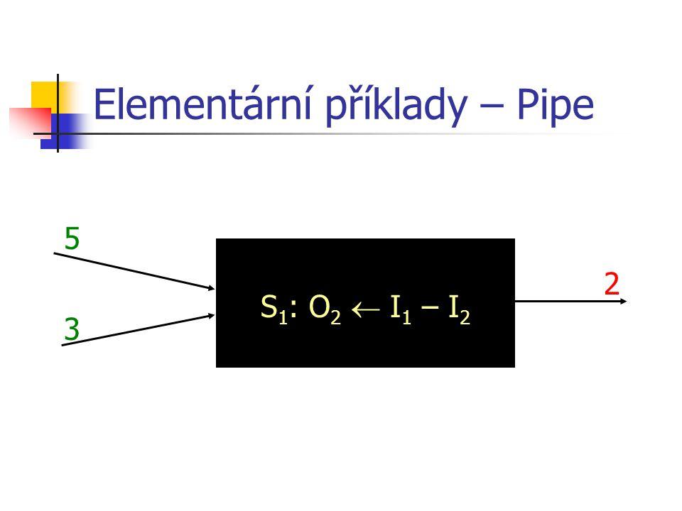 Elementární příklady – Pipe