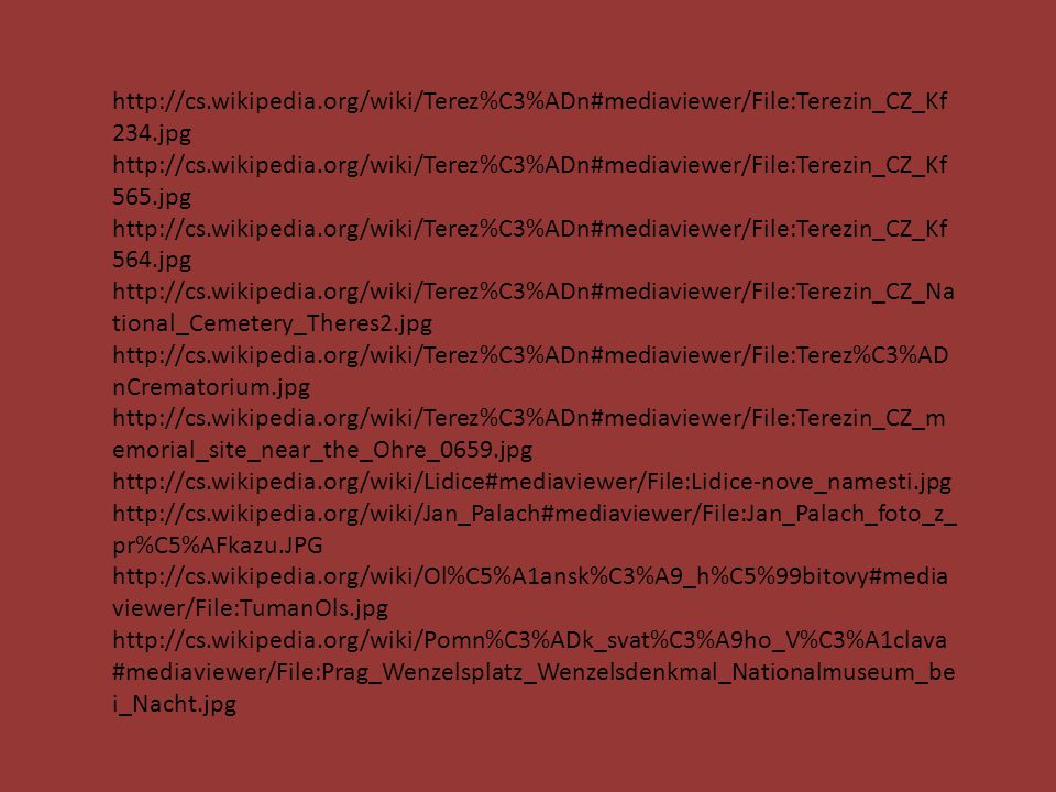 http://cs.wikipedia.org/wiki/Terez%C3%ADn#mediaviewer/File:Terezin_CZ_Kf234.jpg