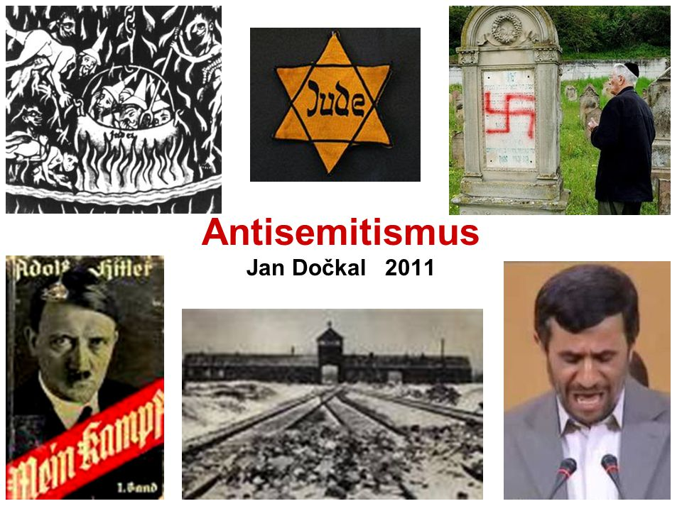 Antisemitismus Jan Dočkal 2011