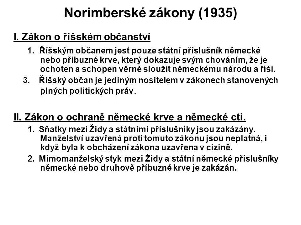 Norimberské zákony (1935)