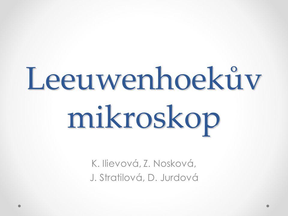 Leeuwenhoekův mikroskop