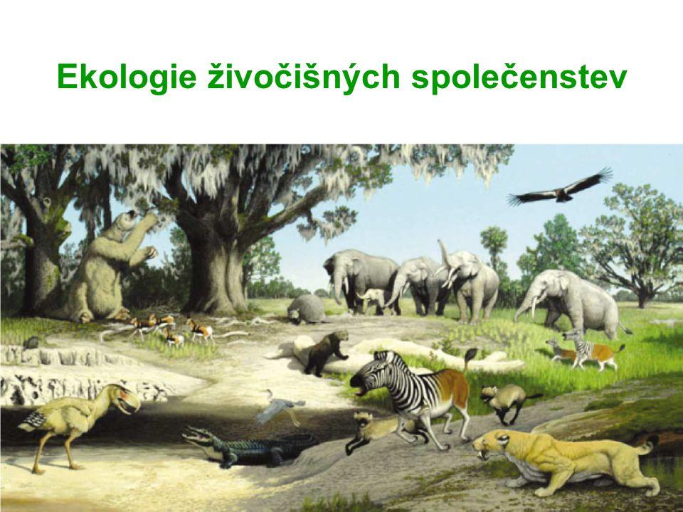 Ekologie živočišných společenstev