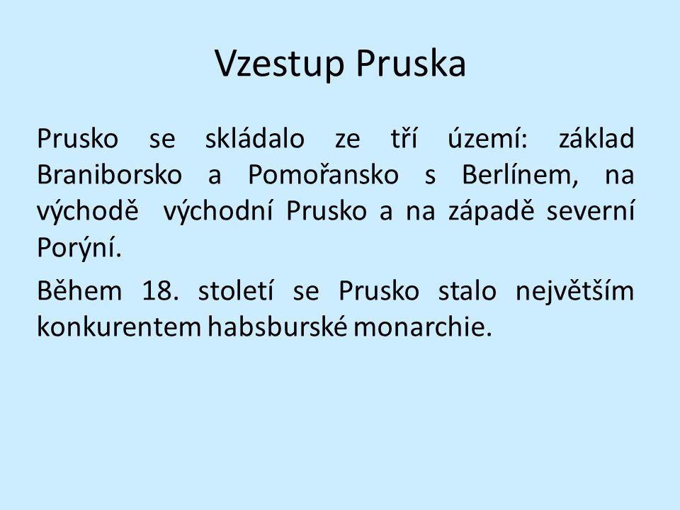 Vzestup Pruska