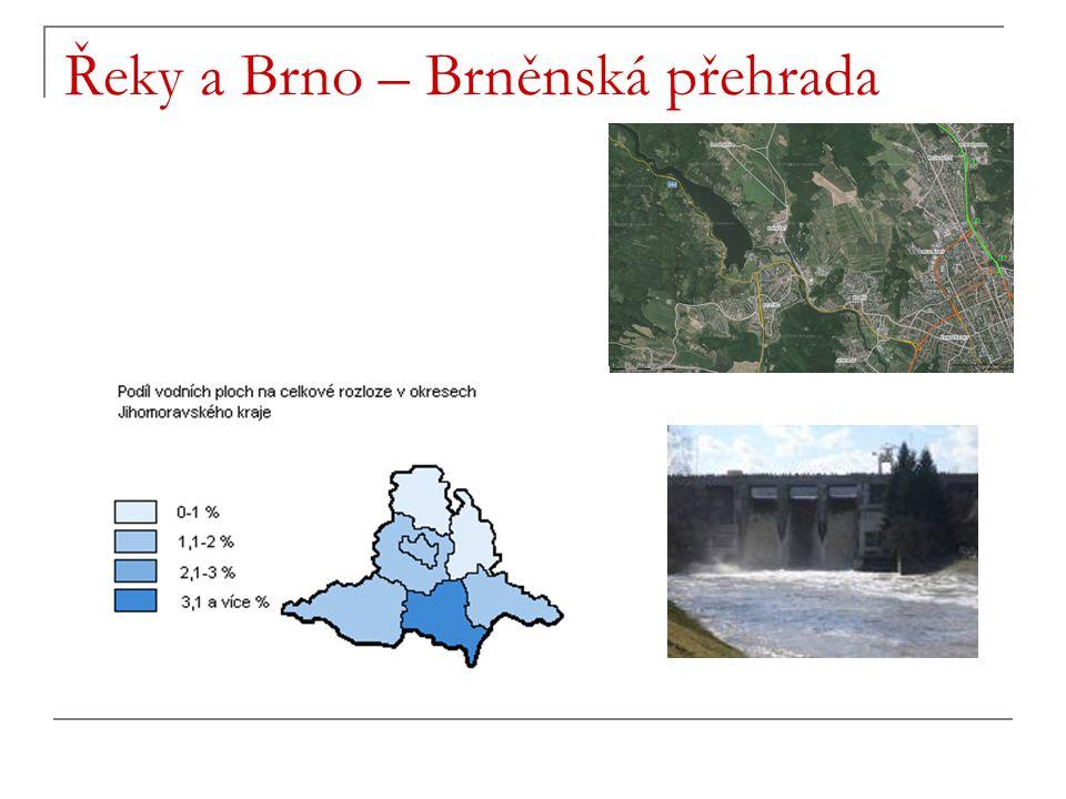 Řeky a Brno – Brněnská přehrada