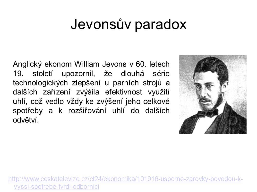 Jevonsův paradox
