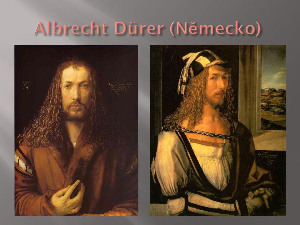 Albrecht Dürer (Německo)