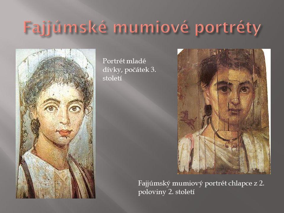 Fajjúmské mumiové portréty