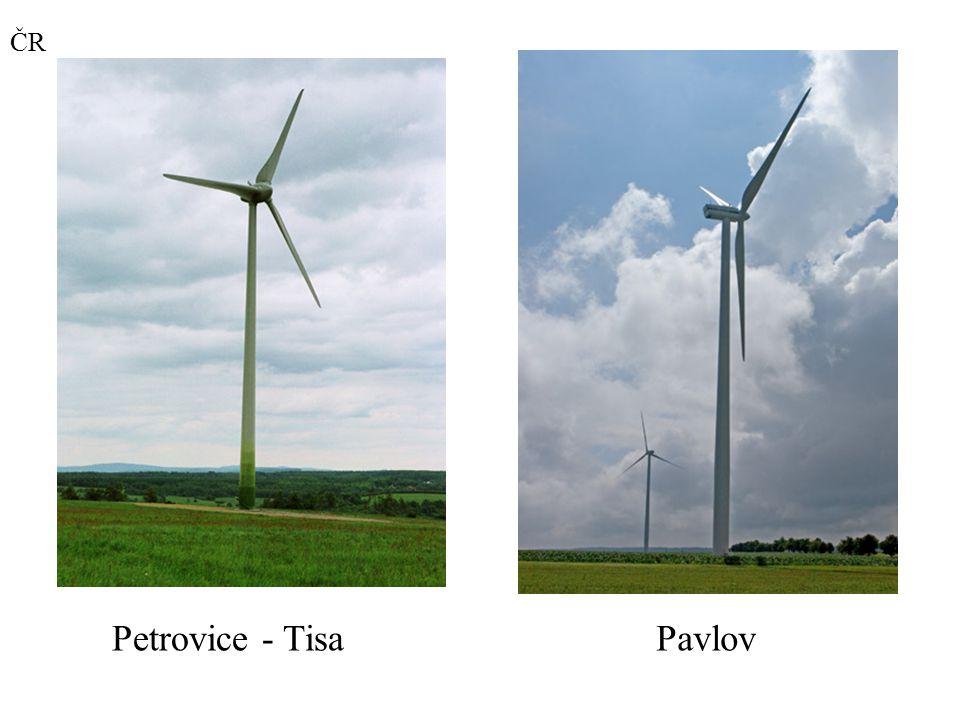 ČR Petrovice - Tisa Pavlov