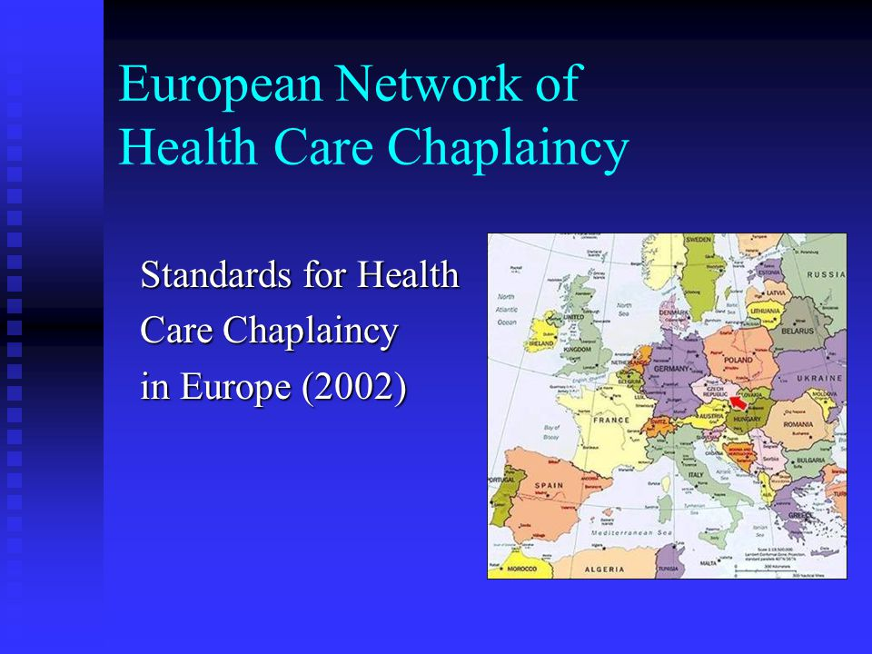 European Network of Health Care Chaplaincy