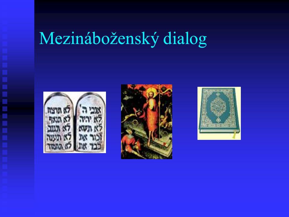 Mezináboženský dialog