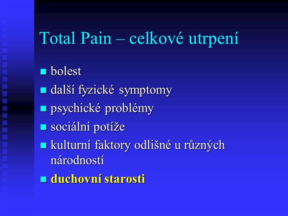 Total Pain – celkové utrpení
