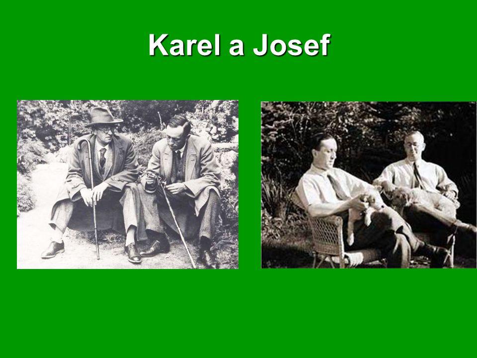 Karel a Josef