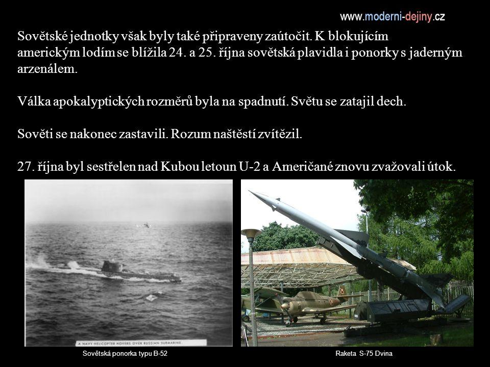 Sovětské jednotky však byly také připraveny zaútočit. K blokujícím