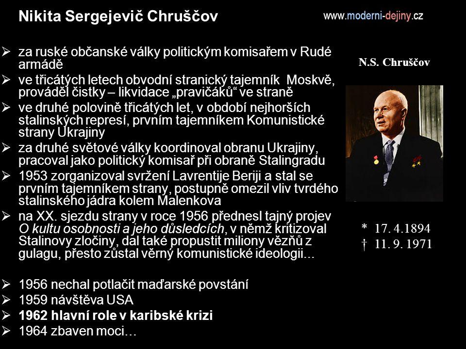 za ruské občanské války politickým komisařem v Rudé armádě