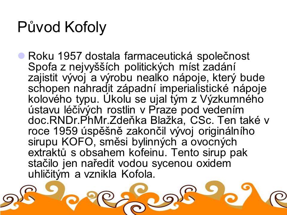 Původ Kofoly
