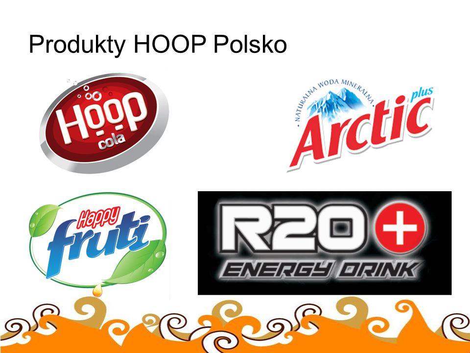 Produkty HOOP Polsko