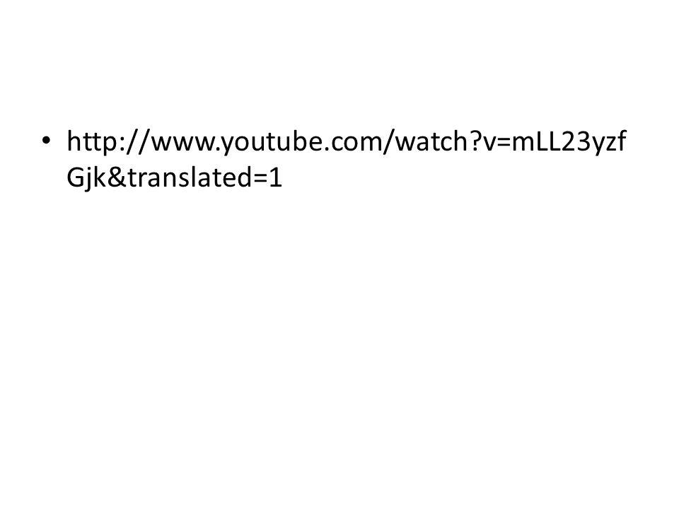 http://www.youtube.com/watch v=mLL23yzfGjk&translated=1