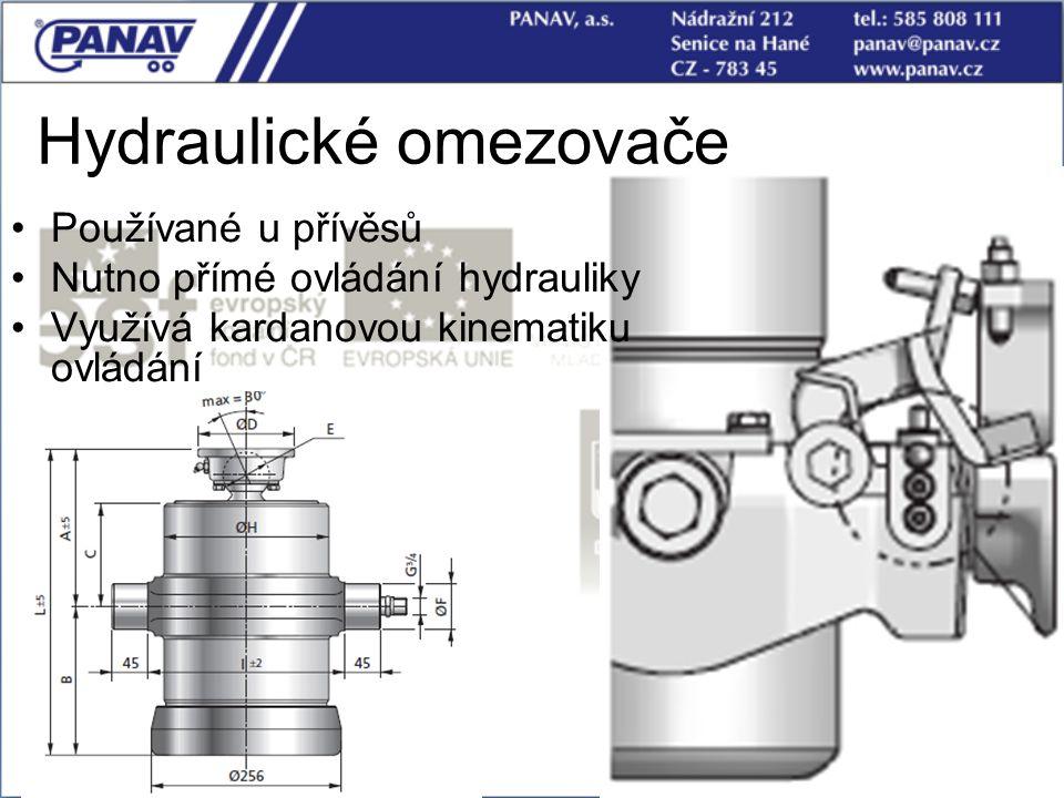 Hydraulické omezovače