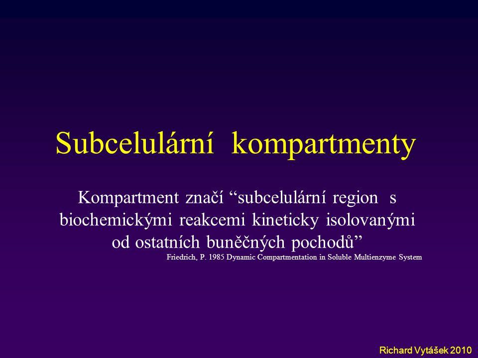 Subcelulární kompartmenty