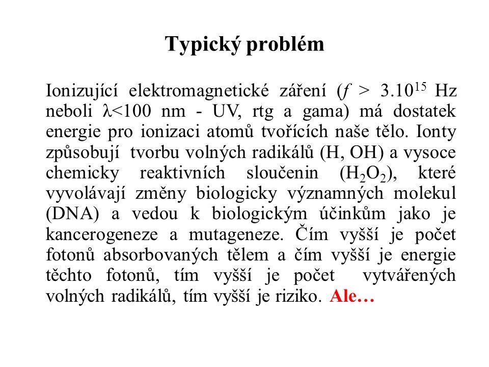 Typický problém