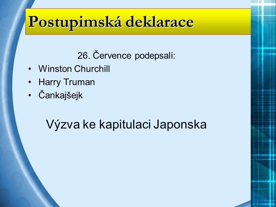 Postupimská deklarace