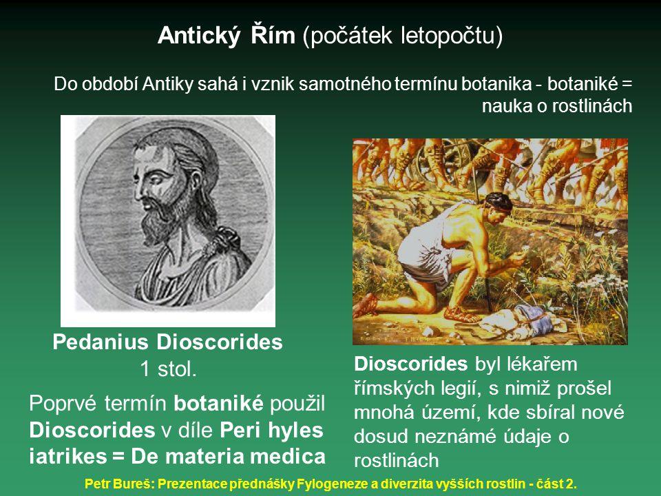 Antický Řím (počátek letopočtu)