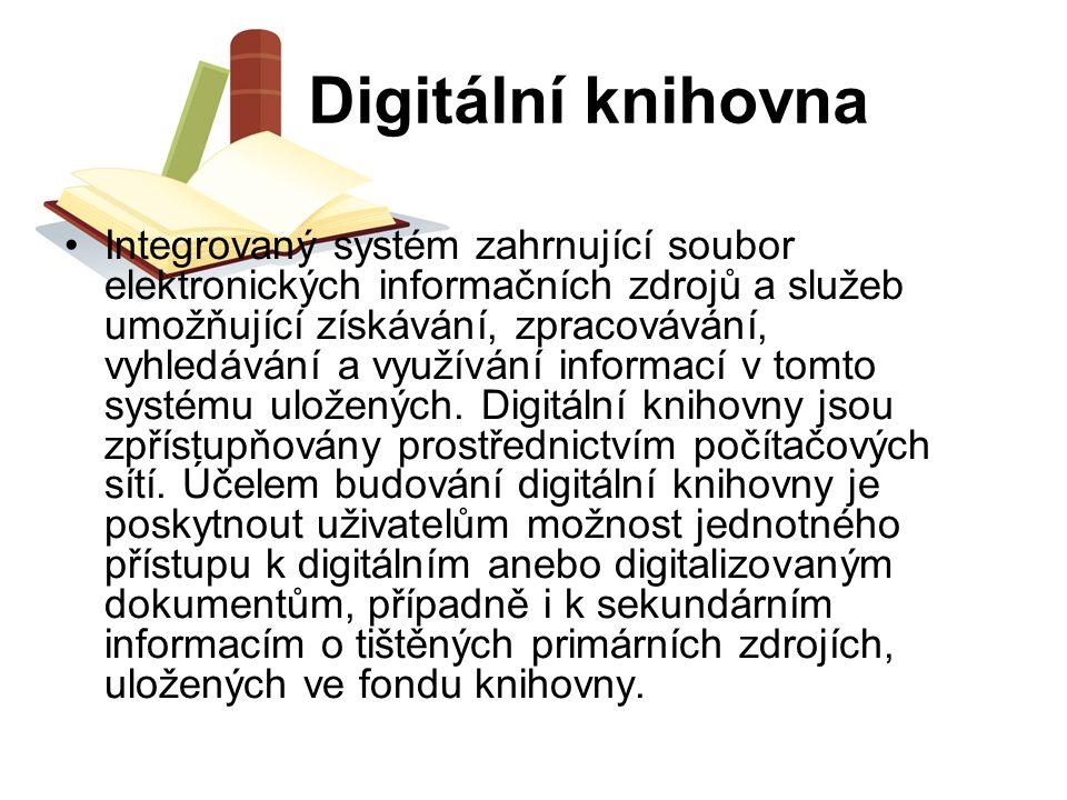 Digitální knihovna