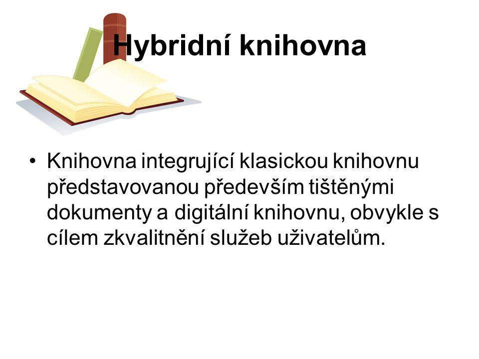 Hybridní knihovna