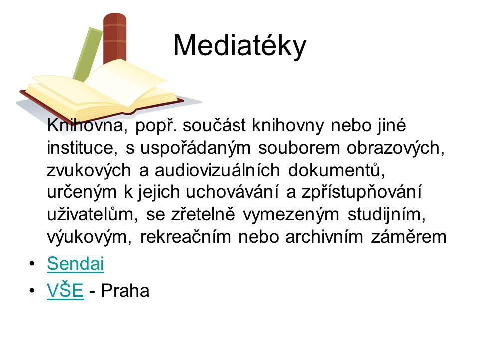 Mediatéky