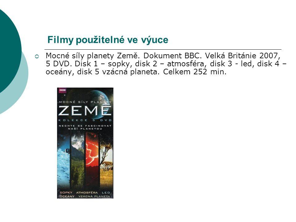 Filmy použitelné ve výuce