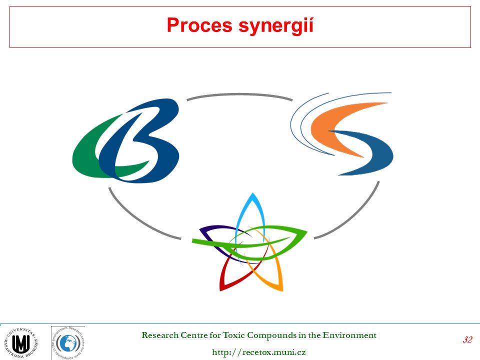 Proces synergií