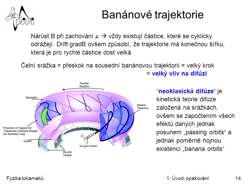 Banánové trajektorie