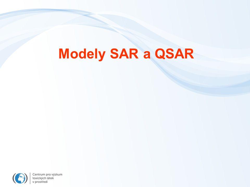 Modely SAR a QSAR