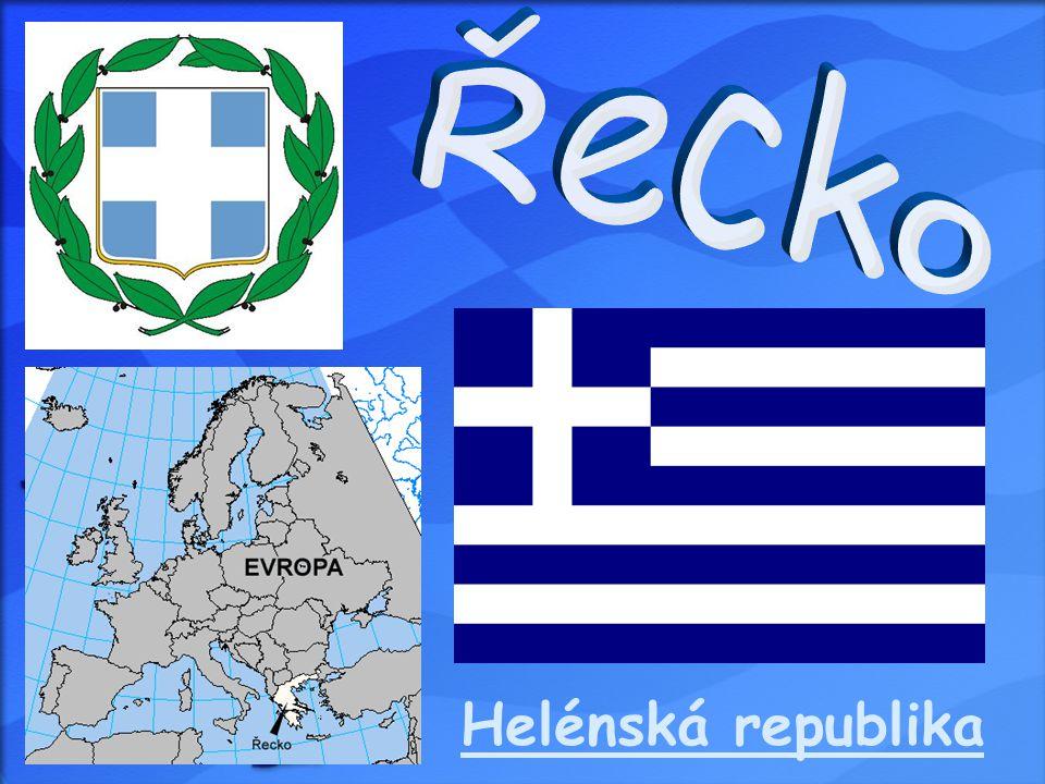 Řecko Helénská republika
