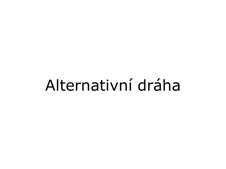 Alternativní dráha